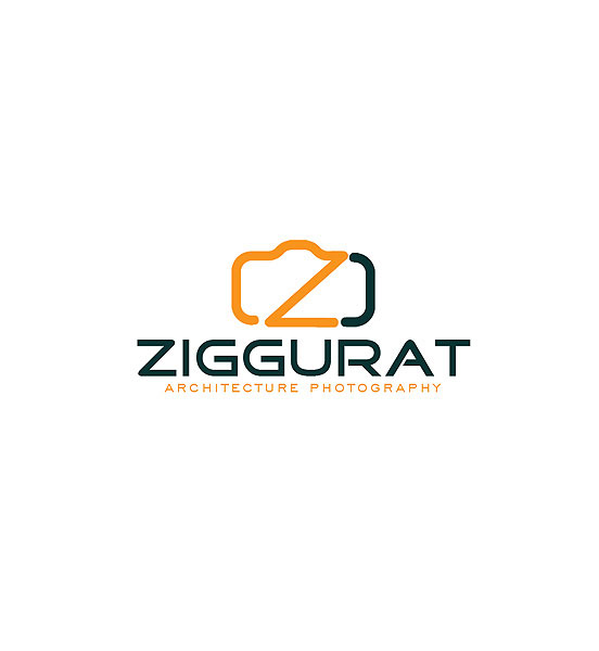 Ziggurat Architecture Photography Logo