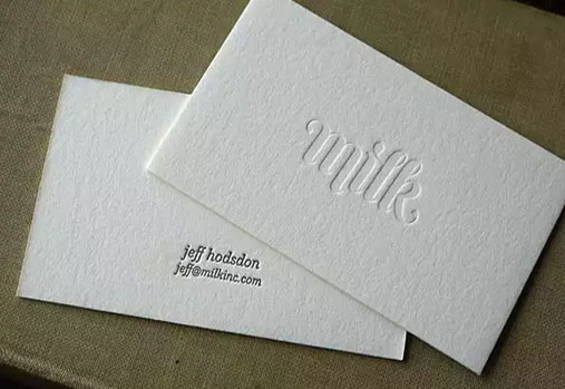 Visiting Card Design Company India