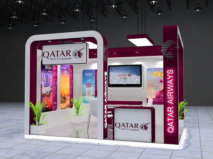 Best Exhibition Stall Designs : Promote your brand with creative exhibition stall design