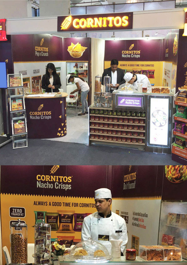 Promote Your Brand with Creative Exhibition Stall Design