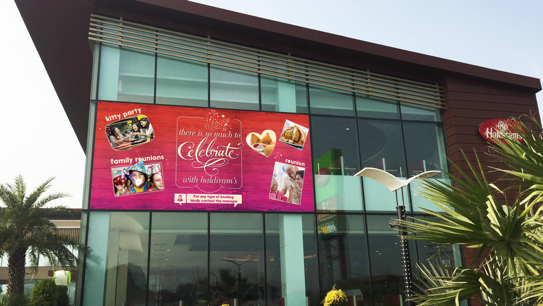 Haldiram's Snacks, Sweets Packaging Design | Space Branding
