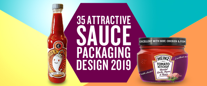 35 Attractive Sauce Packaging Design 2020 Designerpeople
