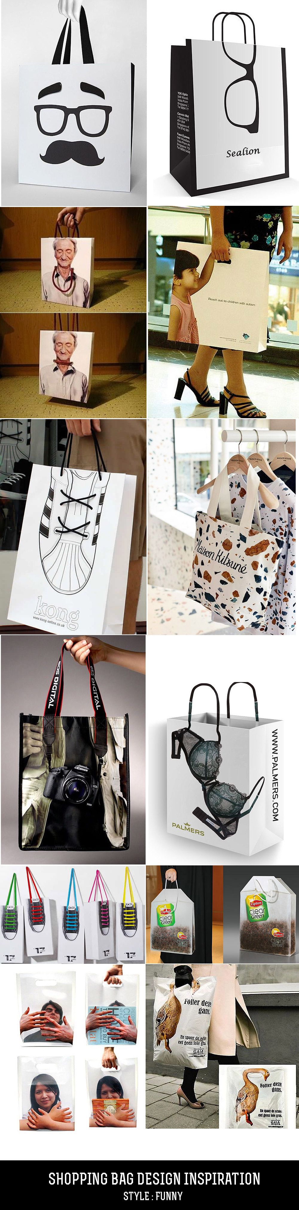 25 Creative Carry Bag Design 2020 Designerpeople