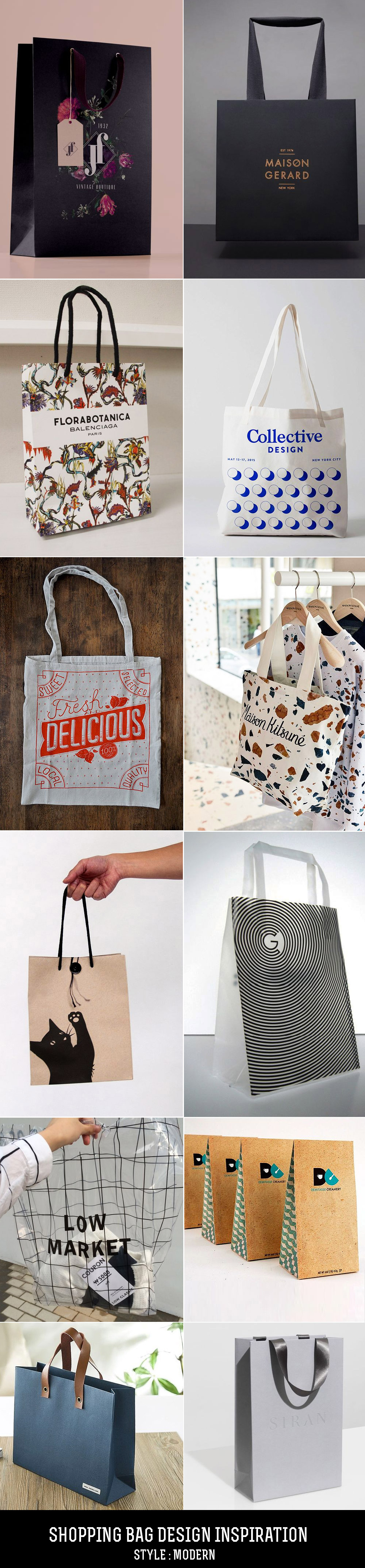 25 Creative Carry Bag Design 2020 Designerpeople