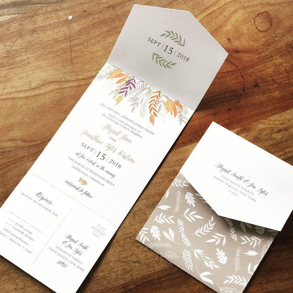 Indian Wedding Card Design : Complete Guide 2020