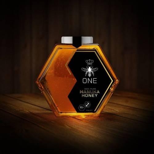 Creative Honey Label Design Branding