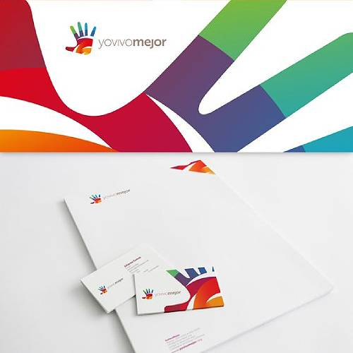 best colour branding