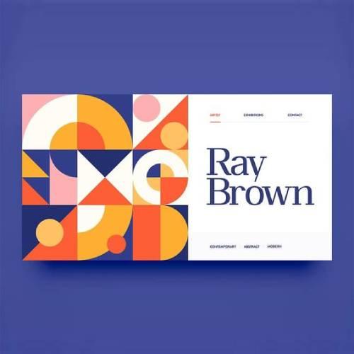 creative colour branding