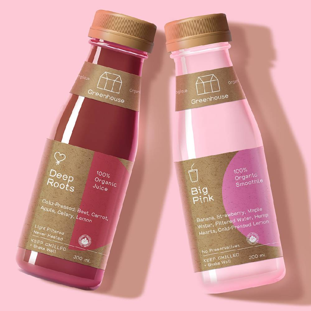 eco friendly label design