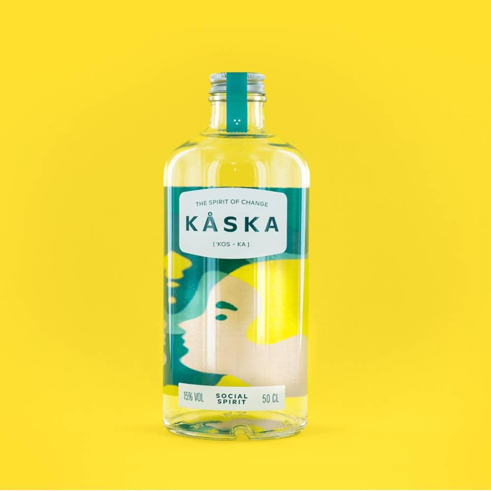 transparent label design