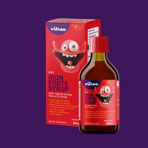 creative syrup packaging design