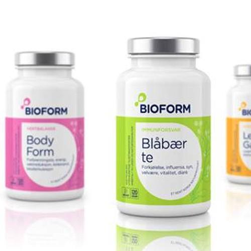 pharma tablet jar label design